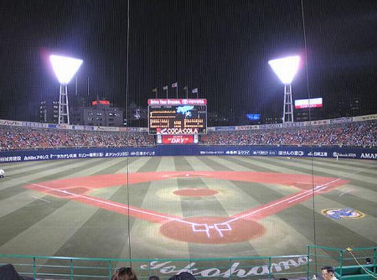 japan pro baseball