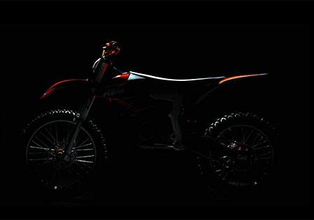 ktm zero emission motorcycle 1