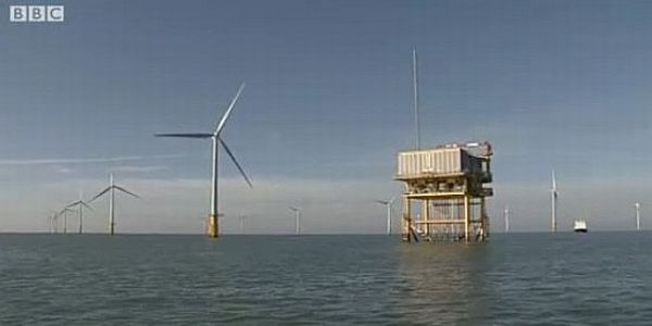 largest offshore wind farm