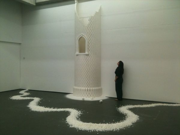 Largest Sugar Cube Sculpture