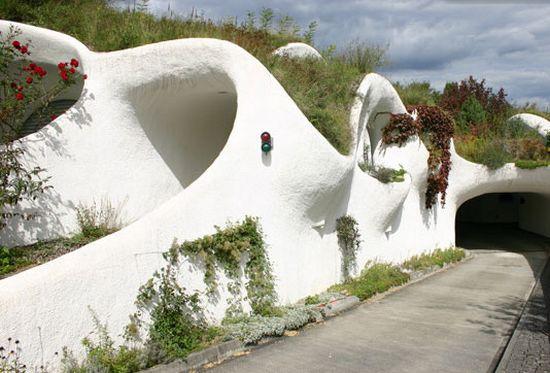 lattenstrasse undergound house 4