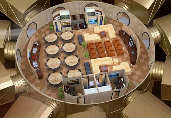 luxury underground homes