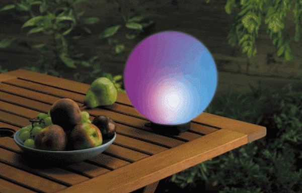 Magic Globe Light