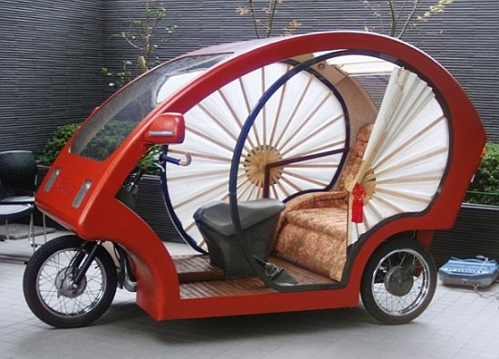 meguru electric car