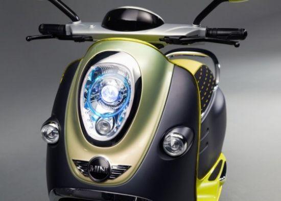 mini scooter e concept 10