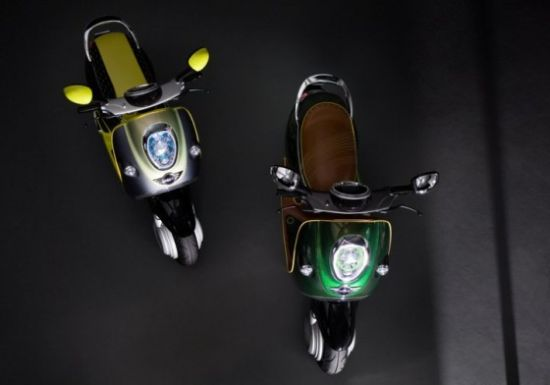 mini scooter e concept 2