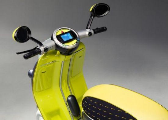mini scooter e concept 9