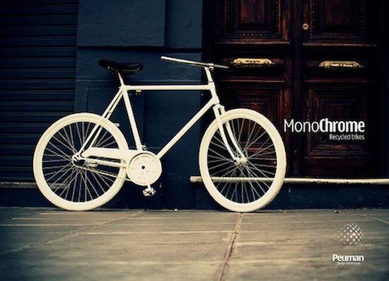 monochrome recycled bikes 4