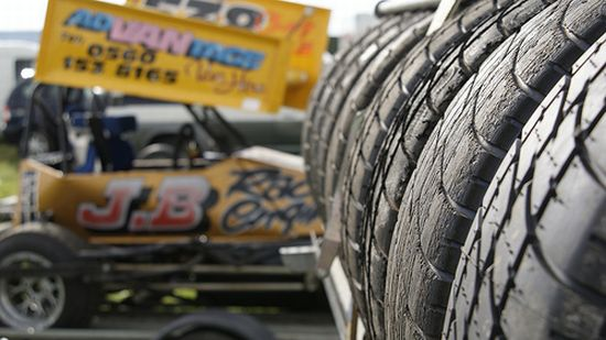 nascar gets tire recycling sponsor