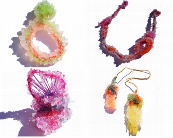 natalie smiths sugar encrusted jewelry