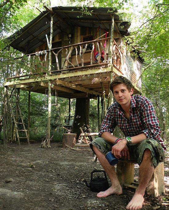 nick weston treehouse 1