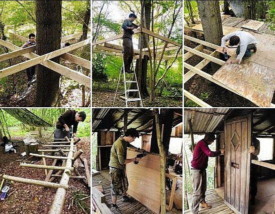 nick weston treehouse 2