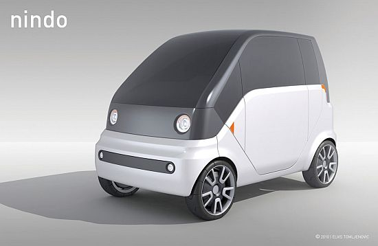 nindo concept electric car 1
