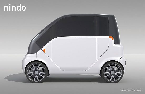 nindo concept electric car 7
