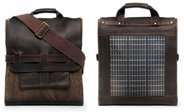 Noon Solar Powered Book Bags