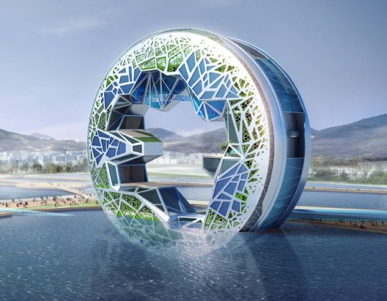 ocean imagination by unsangdong architects 1