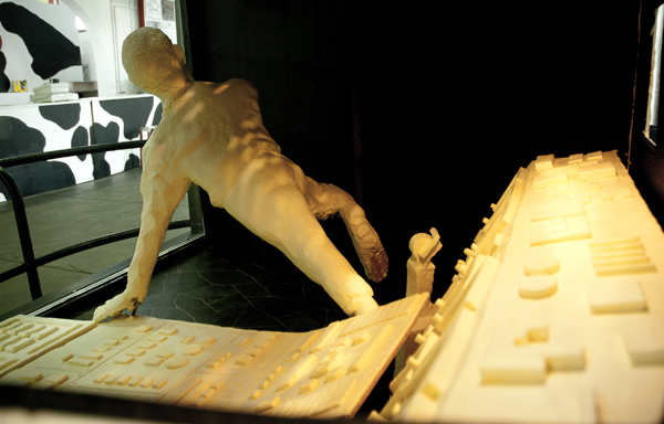 Ohio State Fair's Butter Sculpture