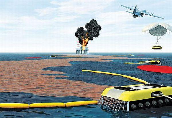 Oil-eating AEROS