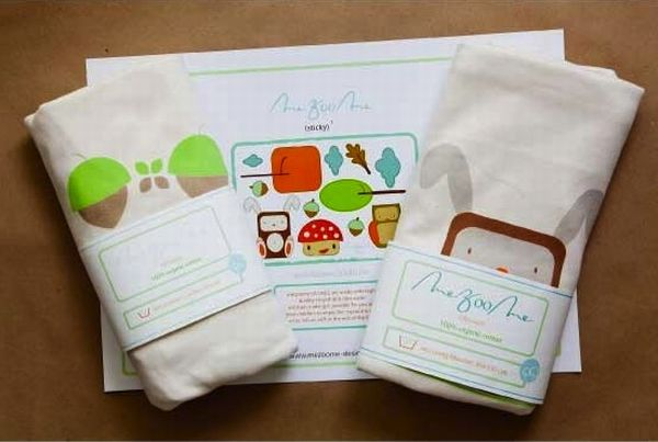 organic baby linens by mezoome designs 3