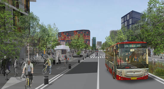 our cities ourselves the future of transportation