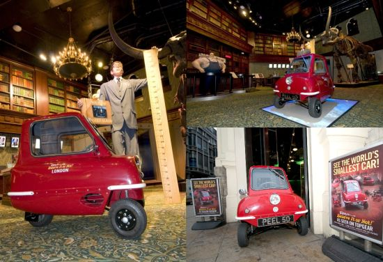 peel p 50 worlds smallest car 4