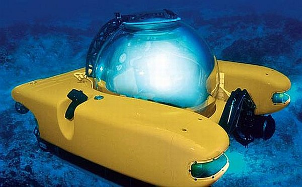 Personal Submarine will set you back $2 million