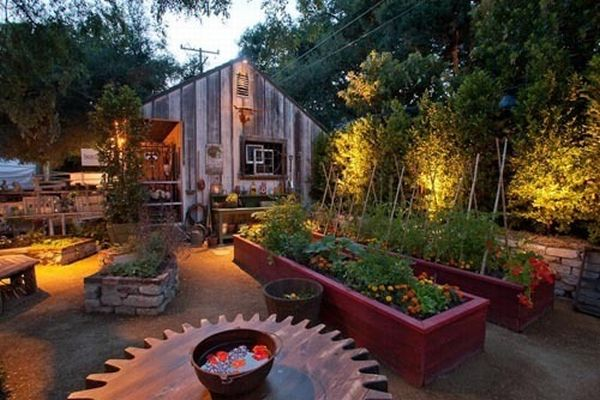 Reclaimed Kitchen Garden 3