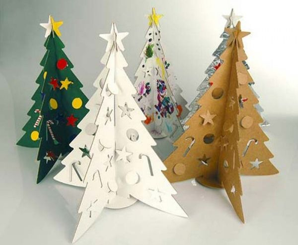 Recycled Christmas trees