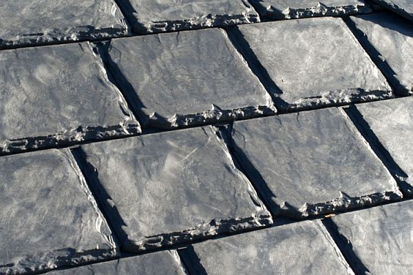 Recycled Rubber Roofs