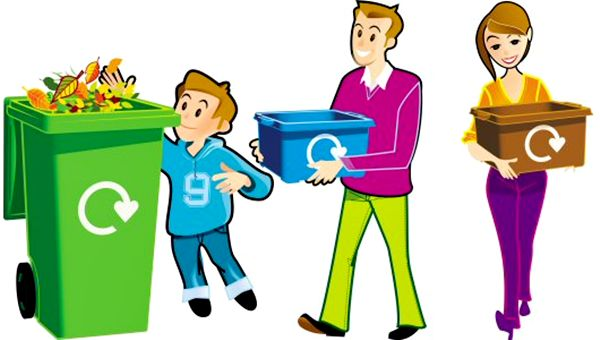 Recycling of products