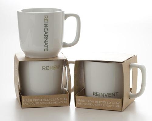 Recyled Mugs