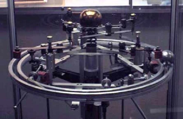 Reidar Finsrud perpetual motion machine