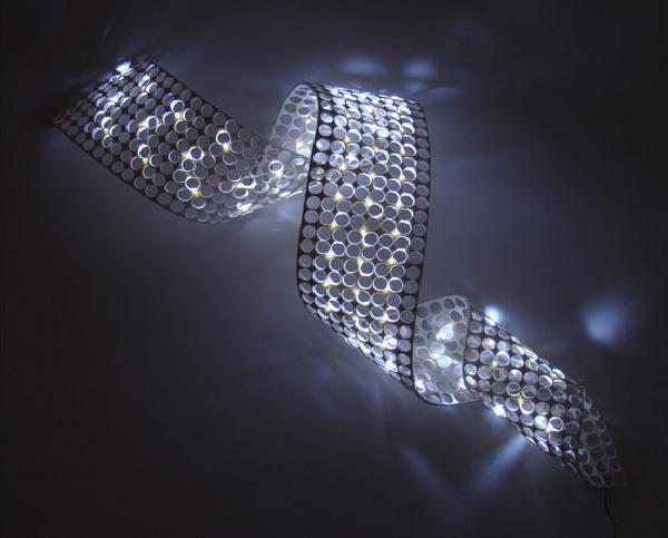 Ribbon of light