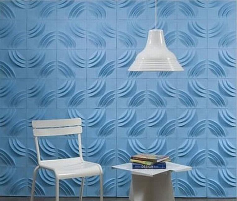 Ripple 3D Wallpaper