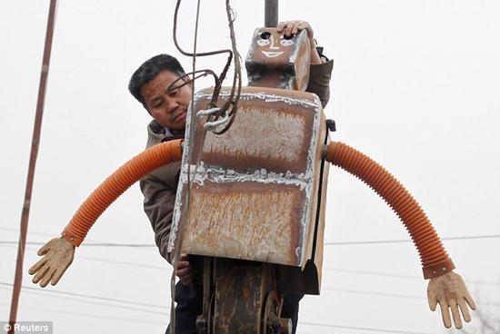 robot rickshaw 2