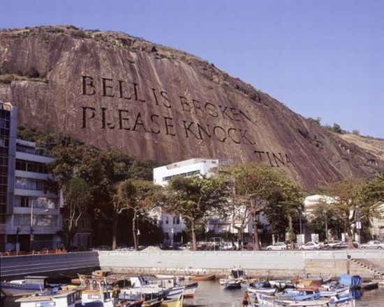 rocky messages by wim delvoye 2