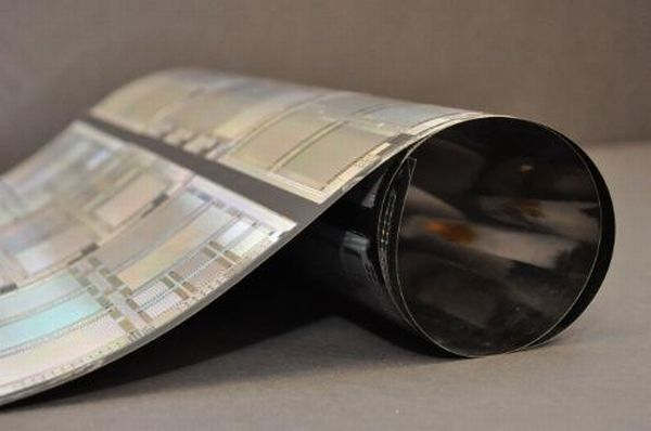 roll-to-roll flexible electronic technology