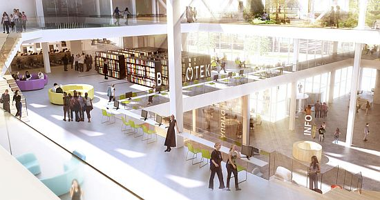 roskilde university center design henning larsen 3