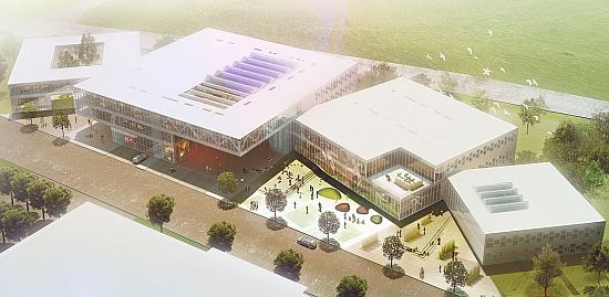 roskilde university center design henning larsen 4