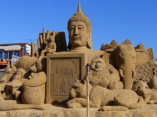 sand sculpture 22