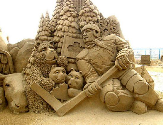 sand sculpture 36