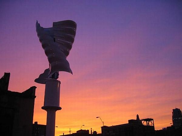 Savonious turbine