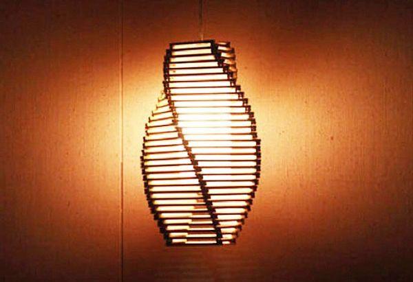 Scribble Pendant Lamp 1