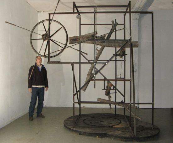 sculpture system branch o matic joseph chirchirill