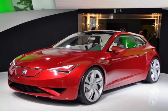 seat ibe all electric sports coupe 1