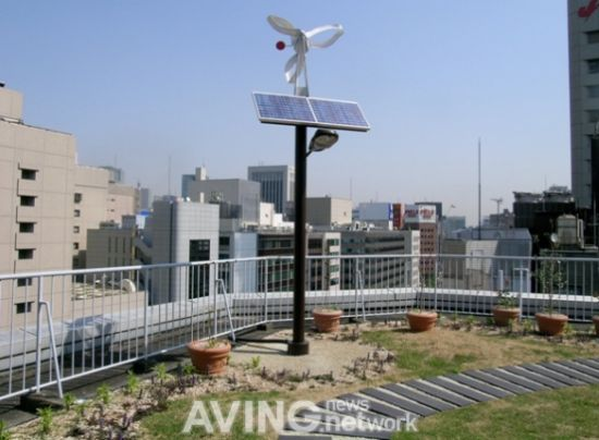 self powered streetlight wind energy generator 4