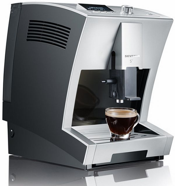 Severin S2 coffee machine