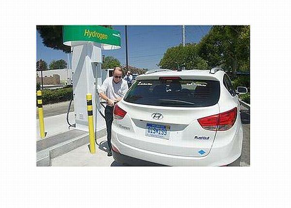 Sewage into Hydrogen Fuel