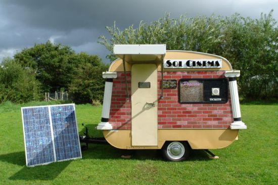 sol cinema solar powered movie house 10