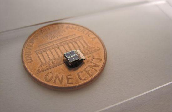 solar powered sensor
